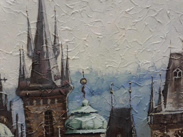 Замок крыши Прага