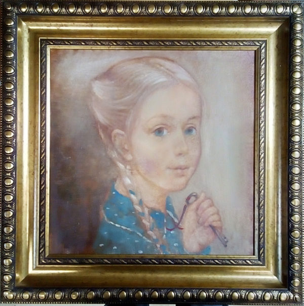 Картина маслом Тольятти