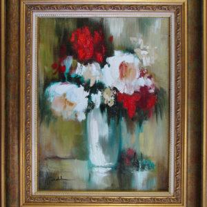 картина букет цветов