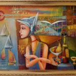 Картина маслом в Тольятти